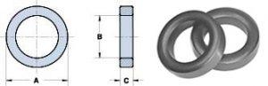 toroid dimensions